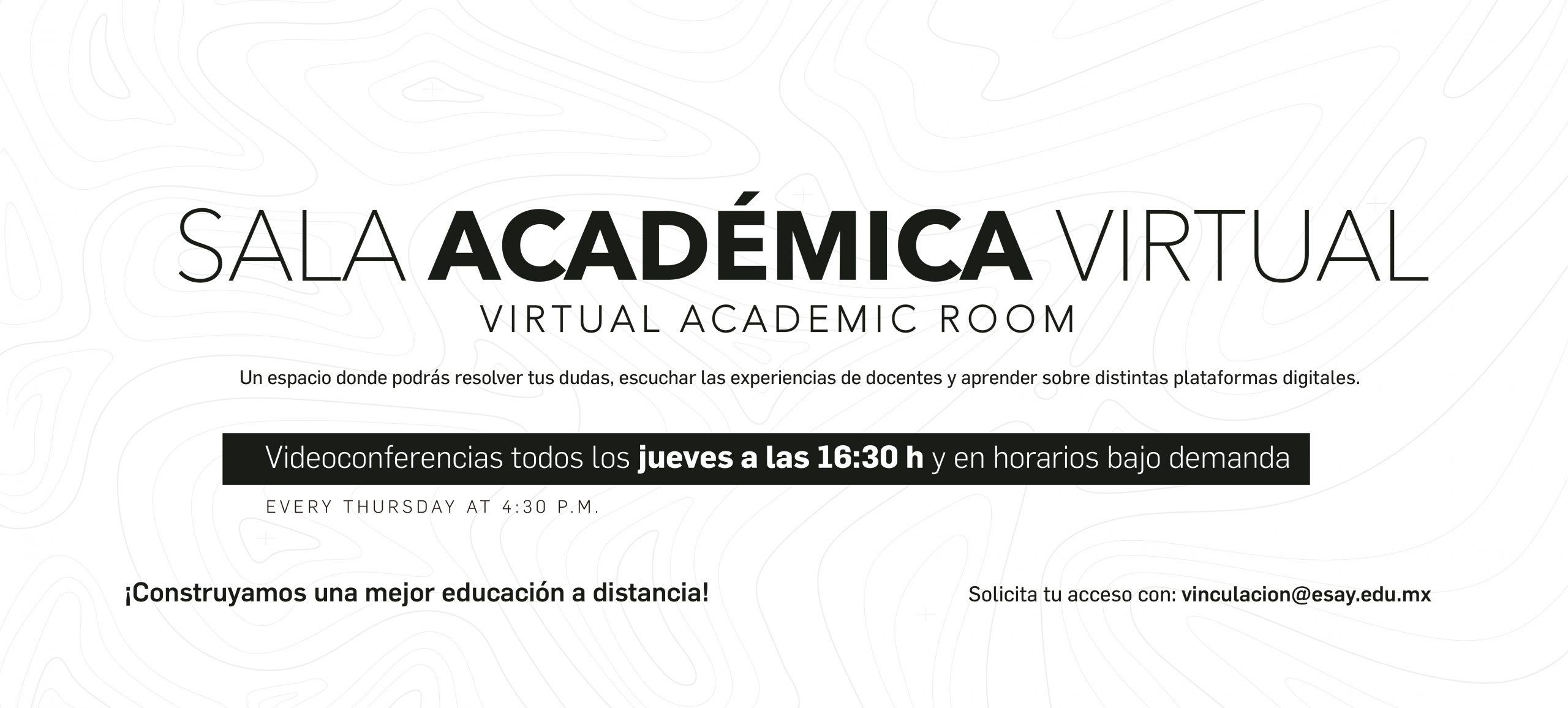 Sala virtual